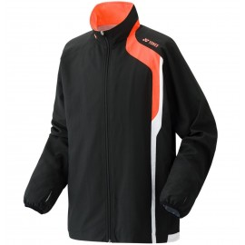 YONEX MEN'S WARM-UP JACKET NOIR