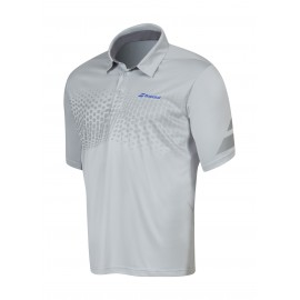 BABOLAT POLO PERFORMANCE 2MS16021 MEN GRIS