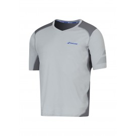 BABOLAT TEE-SHIRT V-NECK PERFORMANCE 2MS16012 MEN ORANGE