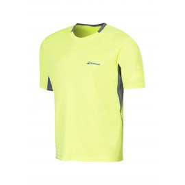 BABOLAT TEE-SHIRT CREW NECK PERFORMANCE 2MS16011 MEN JAUNE