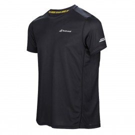 BABOLAT TEE-SHIRT FLAG CORE 3MS17011 MEN NOIR