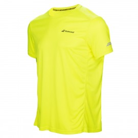 BABOLAT TEE-SHIRT FLAG CORE 3MS17011 MEN JAUNE
