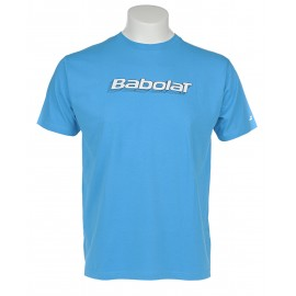BABOLAT TEE-SHIRT TRAINING BASIC 40F1482 MEN BLEU