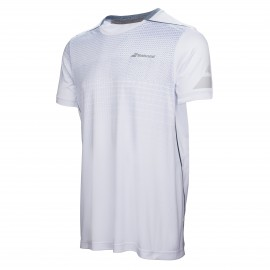 BABOLAT TEE-SHIRT CREW NECK PERFORMANCE 2MS17011 MEN BLANC