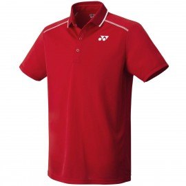 YONEX POLO MEN TEAM ROUGE 10175
