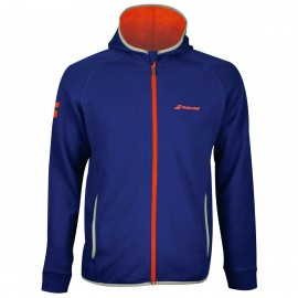 BABOLAT SWEAT CORE HOOD 3MS18041MEN ESTATE BLUE