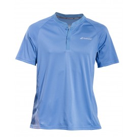 BABOLAT POLO PERF 2MS19021 MEN PARISIAN BLUE SILVER