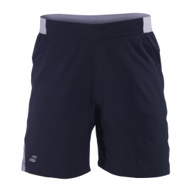 BABOLAT SHORT PERFORMANCE 2MS19061 MEN BLACK SILVER