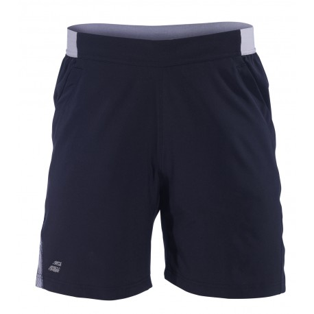 BABOLAT SHORT PERFORMANCE 2BS19061 BOY JUNIOR BLACK SILVER