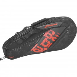 BABOLAT SAC RH EXPANDABLE TEAM LINE 751203 NOIR ROUGE
