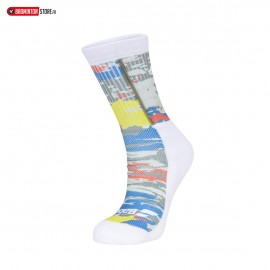BABOLAT CHAUSSETTES GRAPHIC 5MA1451 WHITE