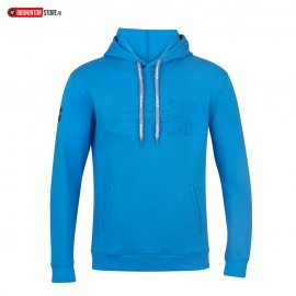 BABOLAT EXERCISE HOOD SWEAT 4MP1041 MEN BLUE
