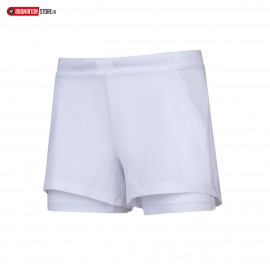 BABOLAT EXERCISE SHORT 4WP1061 WOMEN BLANC