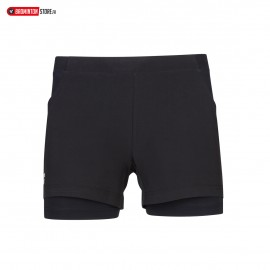 BABOLAT EXERCISE SHORT 4WP1061 WOMEN NOIR