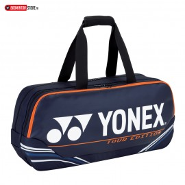 YONEX SAC RECTANGULAIRE PRO TOURNAMENT BAG 92031WEX DARK NAVY