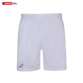 BABOLAT SHORT PLAY 3MP1061 MEN BLANC