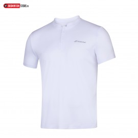 BABOLAT PLAY POLO 3MP1021 MEN BLANC