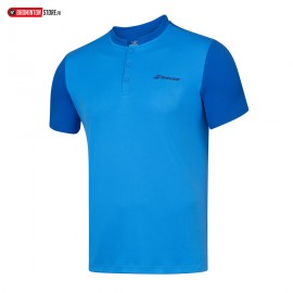 BABOLAT PLAY POLO 3MP1021 MEN BLEU ASTER