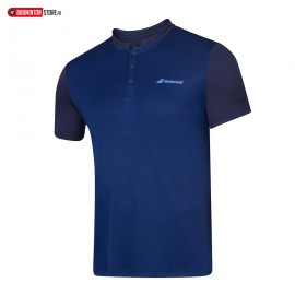 BABOLAT PLAY POLO 3MP1021 MEN ESTATE BLUE