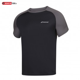 BABOLAT PLAY CREW NECK TEE 3MP1011 MEN NOIR
