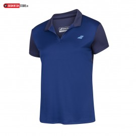BABOLAT PLAY POLO 3WP1021 WOMEN ESTATE BLUE