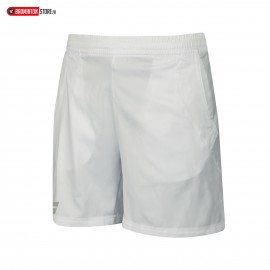 BABOLAT SHORT CORE 3BS18061 BOY JUNIOR BLANC