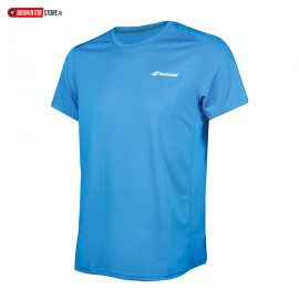 BABOLAT TEE-SHIRT CORE FLAG CLUB TEE 3BS18011 BOY JUNIOR ESTATE BLUE
