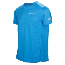 BABOLAT TEE-SHIRT FLAG CORE 3MS18011 MEN BLEU