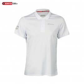BABOLAT POLO CLUB CORE 3MS18021 MEN BLANC