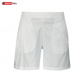 BABOLAT SHORT CORE 8'' 3MS18061MEN BLANC