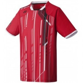 YONEX POLO TEAM CRYSTAL RED