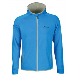 BABOLAT SWEAT CORE HOOD 3MS18041MEN BLEU