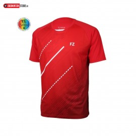 FORZA BALKAN T-SHIRT CHINESE RED