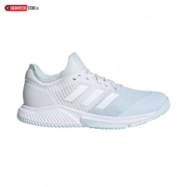 ADIDAS COURT TEAM BOUNCE WHITE WOMEN