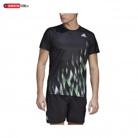 ADIDAS GRAPHIC TEE MEN NOIR