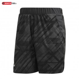 ADIDAS PRINTED SHORT MEN BLACK
